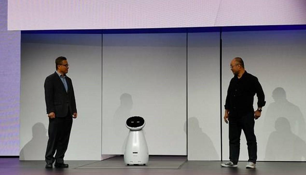 سامسونغ تكشف عن روبوت يمكنه قياس ضغط الدم ومراقبة المسنين