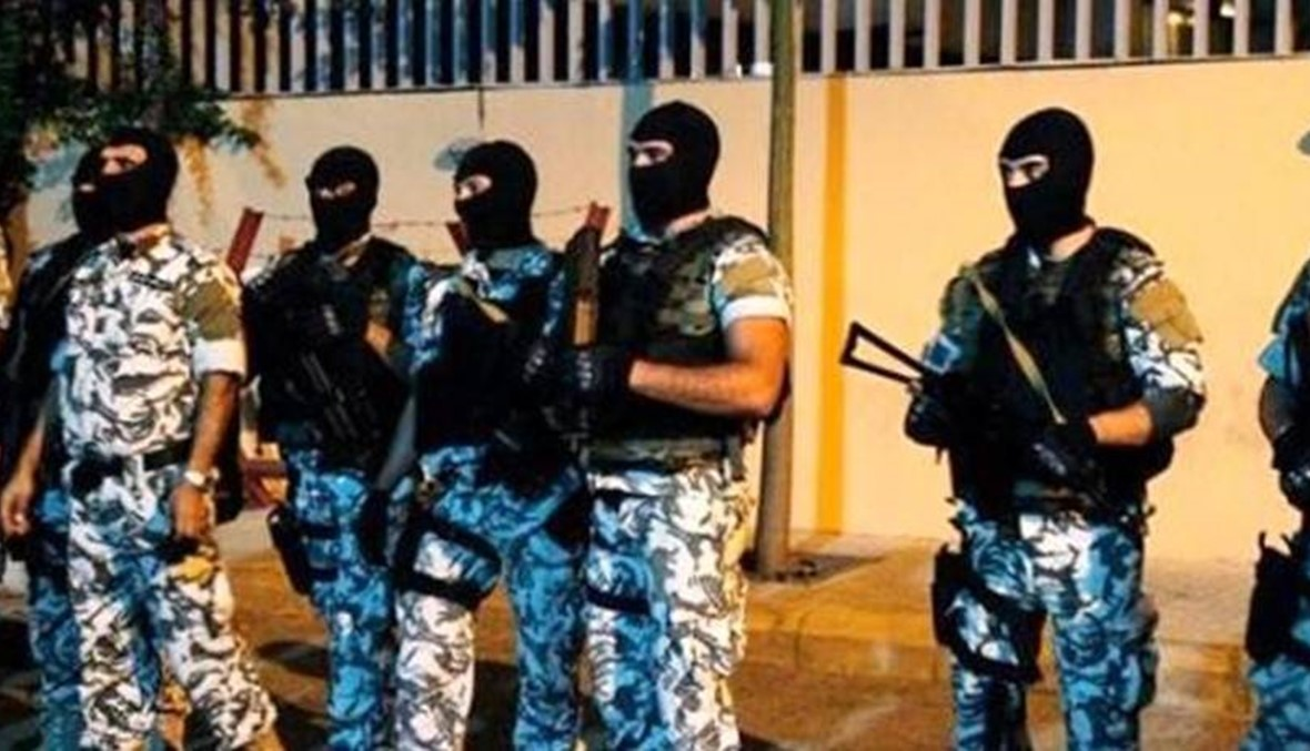 الأمن العام يوقف خلية تابعة لداعش في عرسال