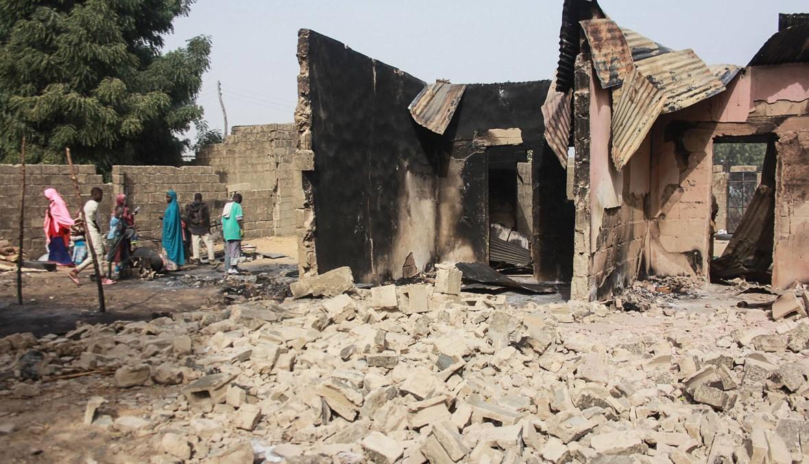 "نيجيريا: ""بوكو حرام"" تأمر الأهالي بمغادرة منازلهم في ضواحي مايدوغوري"