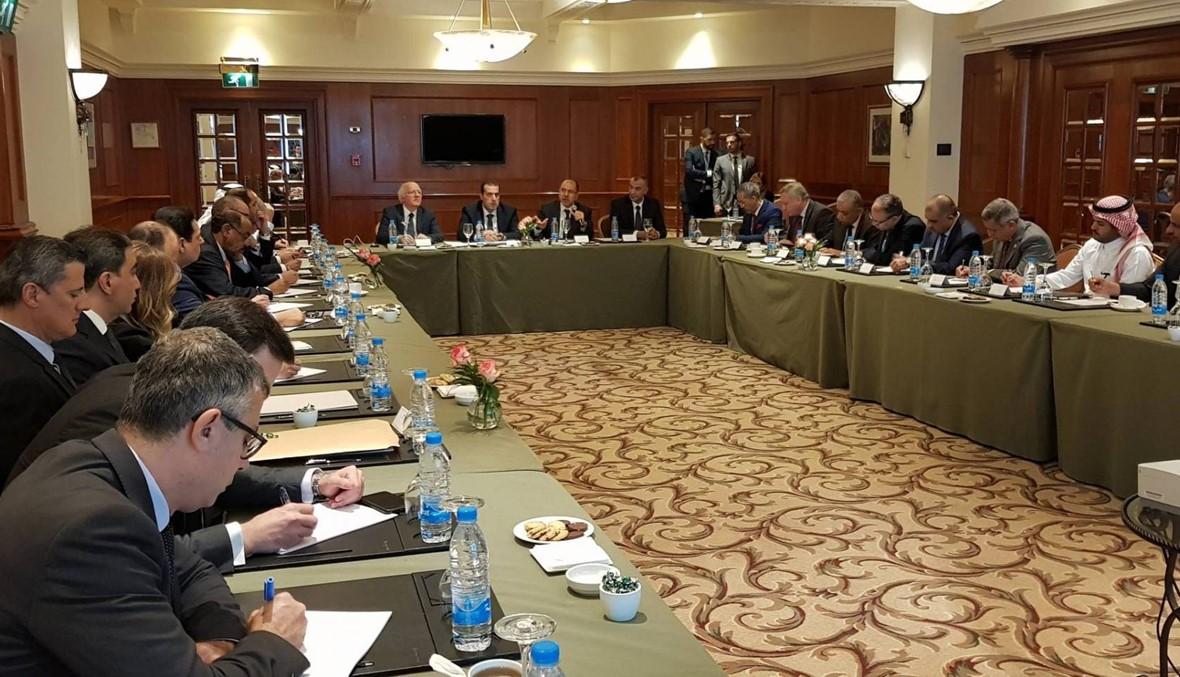 """اللجنة الاعلامية لـ""""القمة الاقتصادية"""": بري وافق مسبقاً على دعوة ليبيا"""