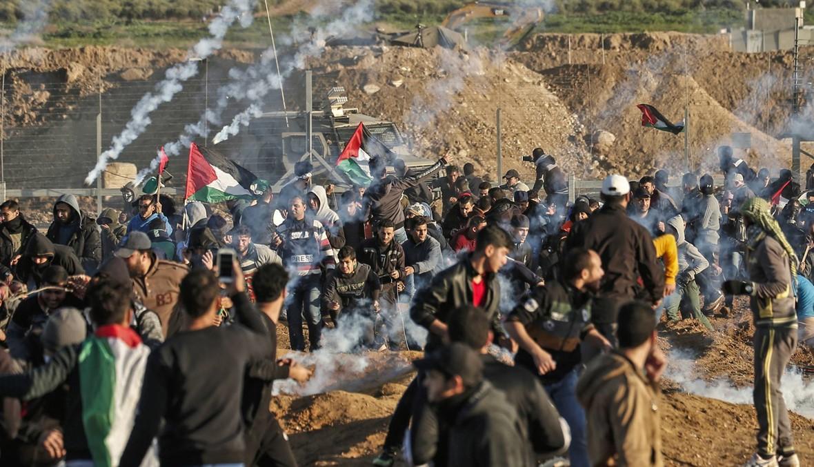 """احتجاجات الجمعة الـ42 لـ""""مسيرات العودة"""" في غزة: فلسطينيّة قضت برصاص الجيش الإسرائيلي"""