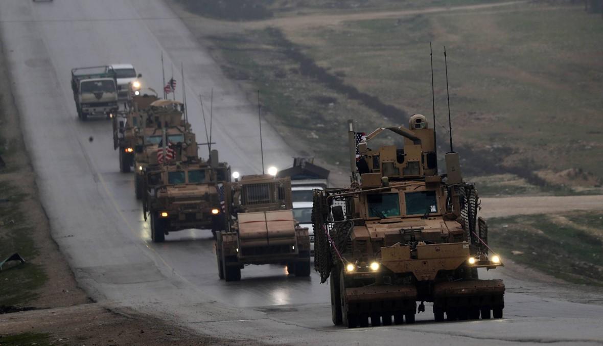 """""""البنتاغون"""" يوضح: """"بدأنا سحب معدات، لا جنود"""" من سوريا"""