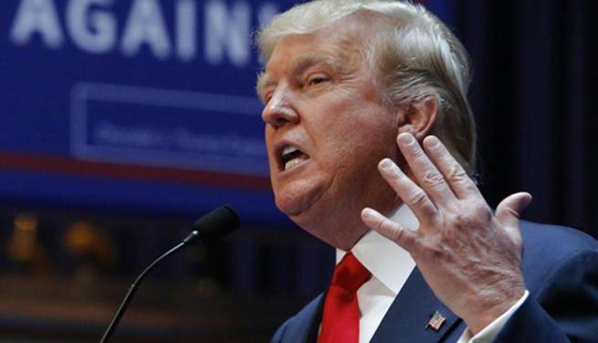 """ترامب يؤكد أنه لن """"يسارع"""" إلى إعلان حال الطوارئ الوطنية"""