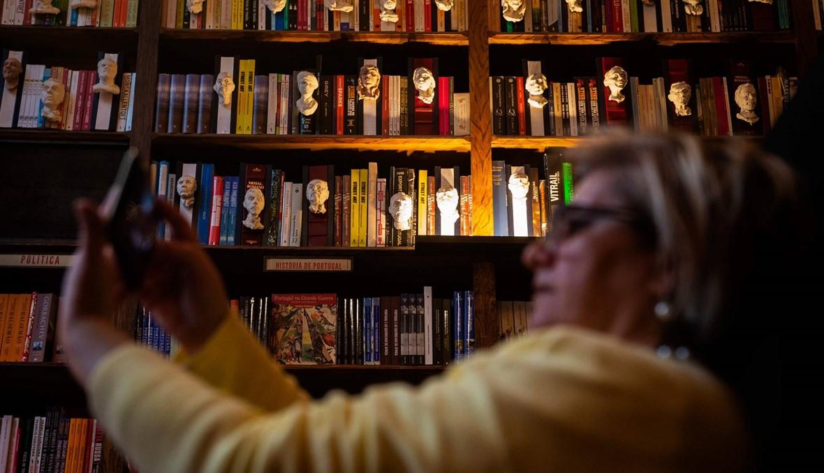 كادت أن تُقفِل وتُفلِس... هاري بوتر ساعد على إنقاذ مكتبة قديمة في وسط بورتو