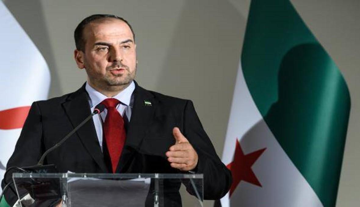 """المعارضة السورية: العملية السياسية في حالة """"شلل"""" مع غياب الإرادة الدولية"""