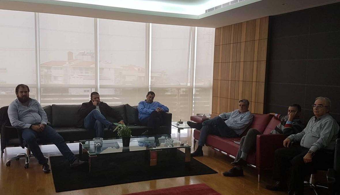 جلسة طارئة للجنة الأمور المستعجلة في الاتحاد اللبناني لكرة السلة