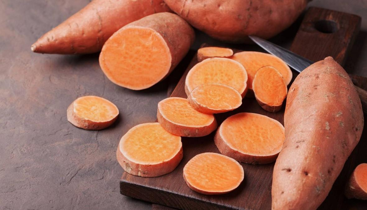 تحلو البطاطا الحلوة في الشتاء...شهية وذات فوائد