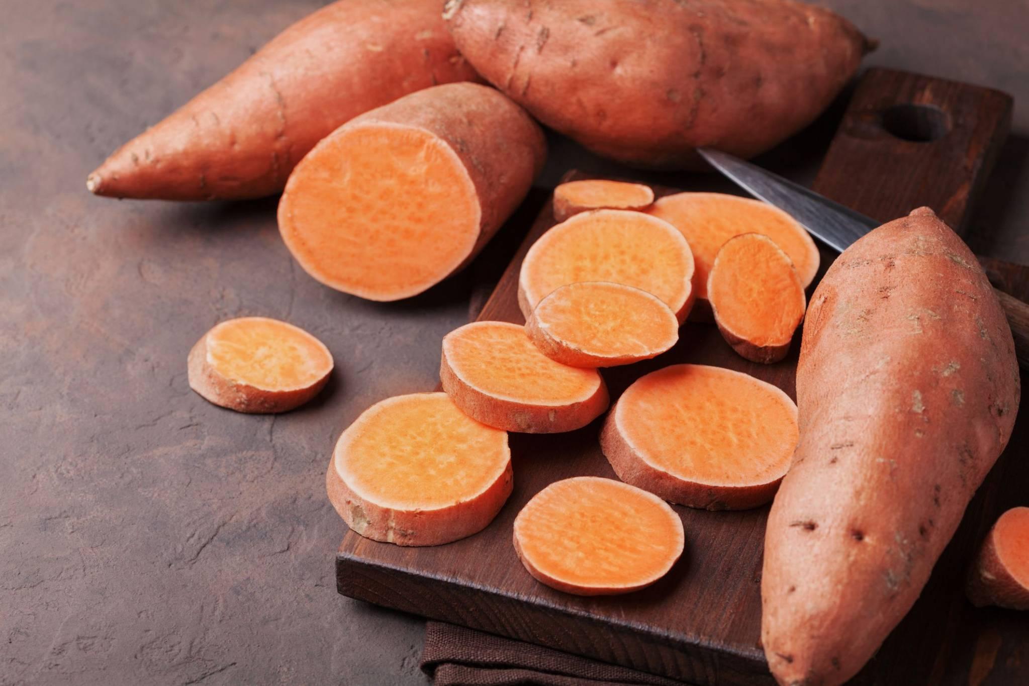 تحلو البطاطا الحلوة في الشتاء شهية وذات فوائد النهار