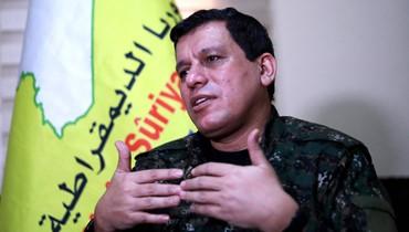 """""""قسد"""" تصد هجوماً لـ""""داعش"""" وتتعهَّد القضاء على الجهاديّين في شهر"""