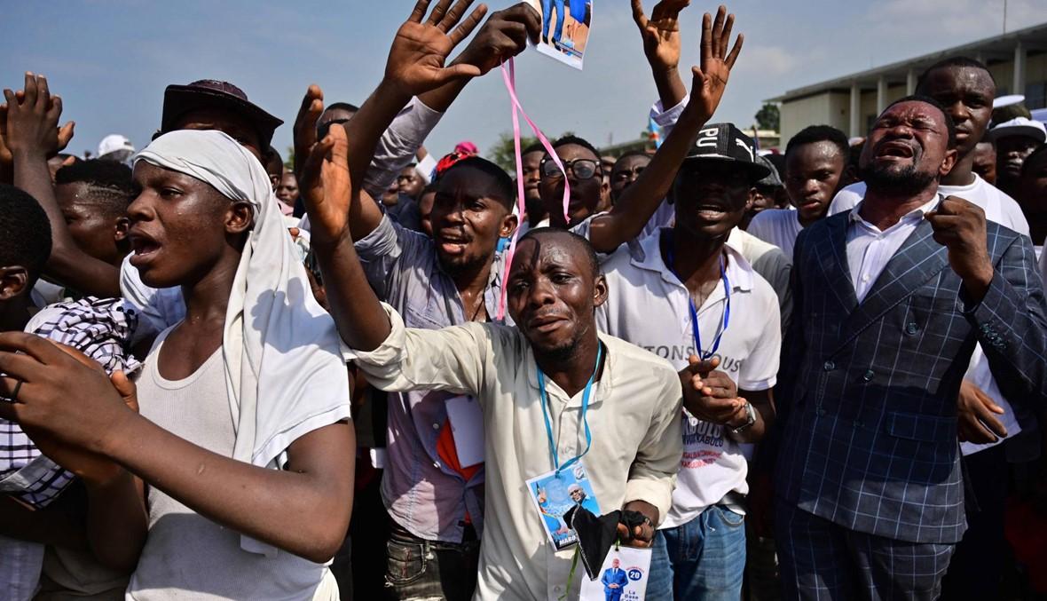 حصيلة جديدة لتظاهرة طالبية في الكونغو الديموقراطية: أربعة قتلى