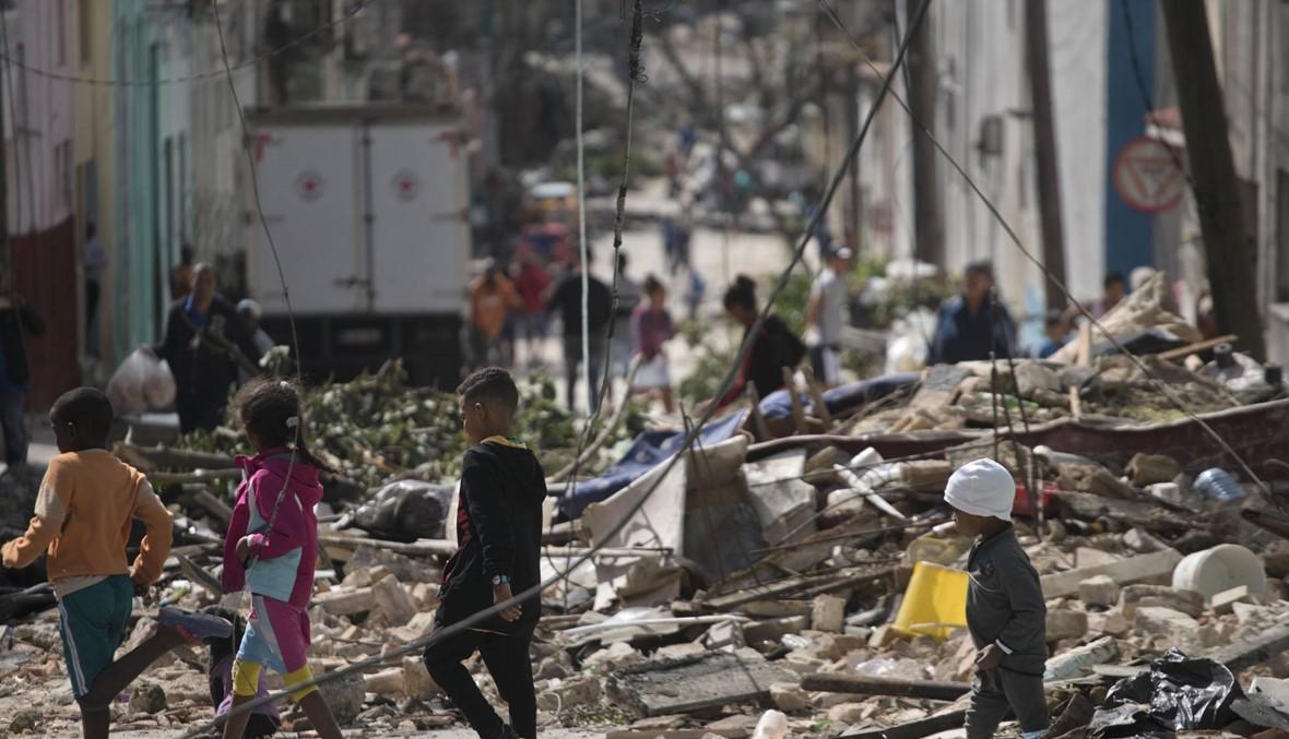 أقوى إعصار يضرب كوبا منذ نحو 80 عاما... مقتل أربعة أشخاص على الأقل