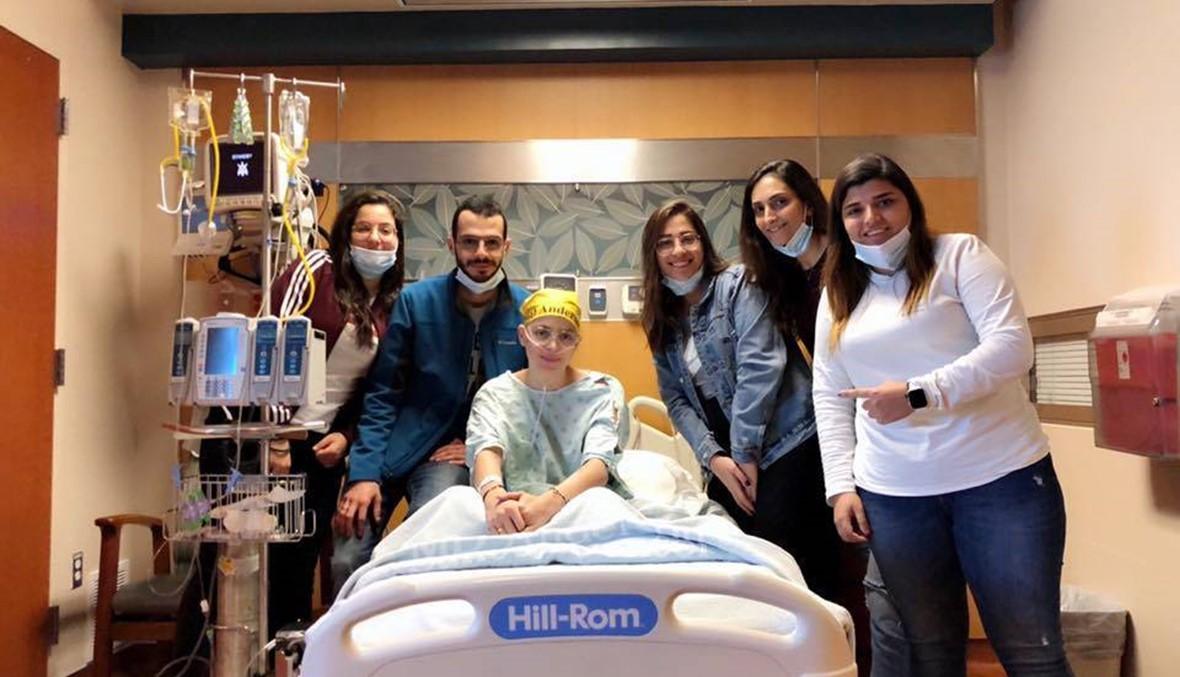 CAR-T-Cell Therapy لمواجهة السرطان... ميشيل حجل من بين المرضى الذين خضعوا  له في الخارج #ما_تخاف_منو