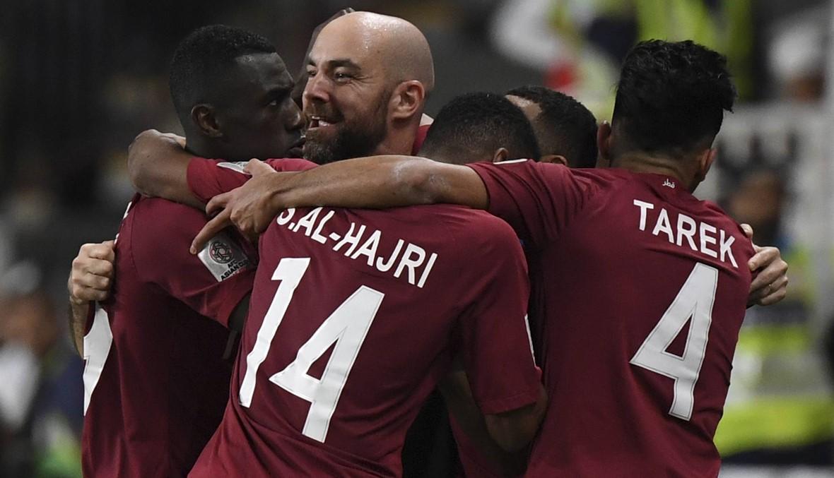 """""""مبروك"""" قطر"""