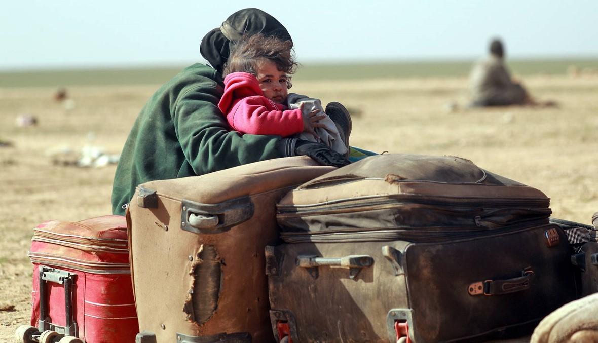 """""""طلبها بقي بلا ردّ""""... الأمم المتّحدة تطالب بالوصول إلى شرق سوريا """"لمساعدة النازحين"""""""