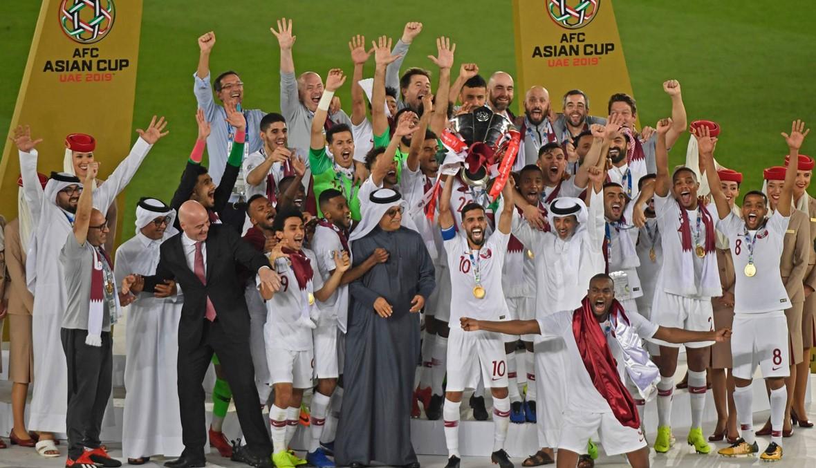 النتائج الكاملة لمباريات كأس آسيا... وطريق قطر نحو اللقب