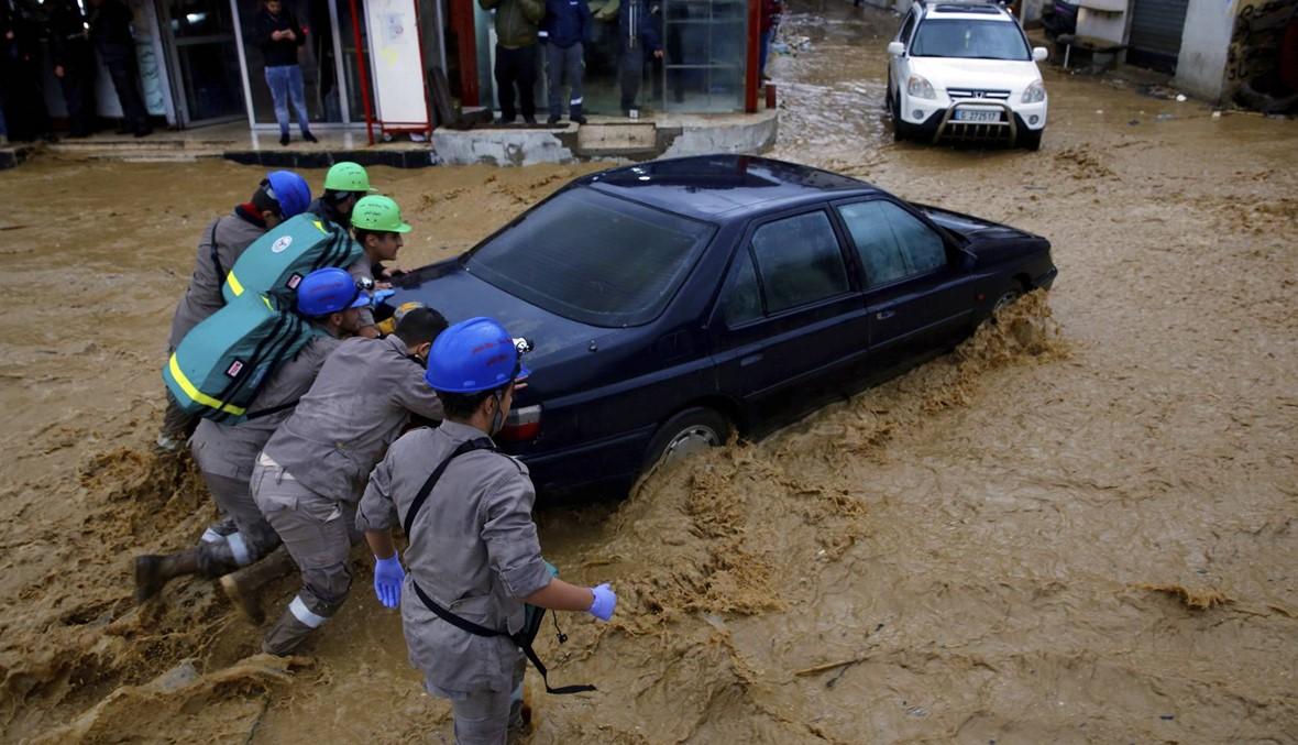 حلّ أزمة المياه في بيروت