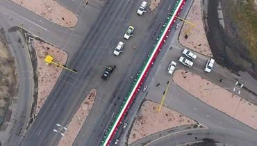 أطول علم في العالم... آخر أرقام الكويت في موسوعة غينيس (فيديو)