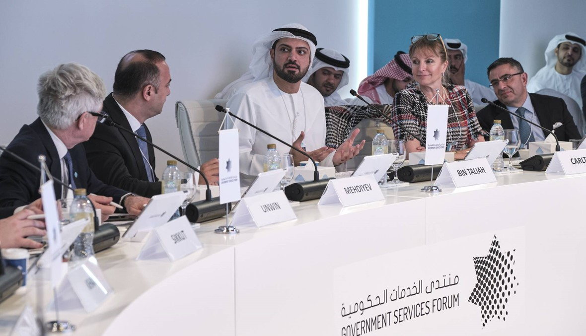 """القمة العالمية للحكومات: """"أنسنة"""" التكنولوجيا مهمة حكومية وضرورة حيوية"""