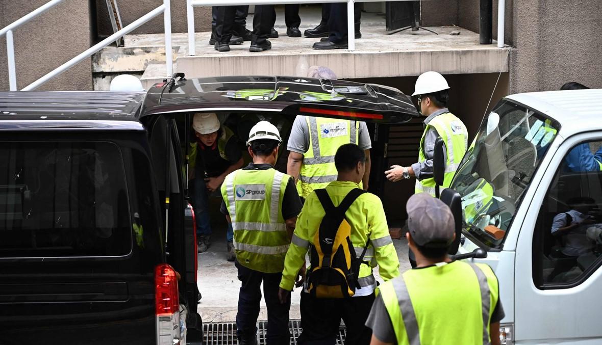 إخلاء فندق في سنغافورة بعد انفجارات وحريق
