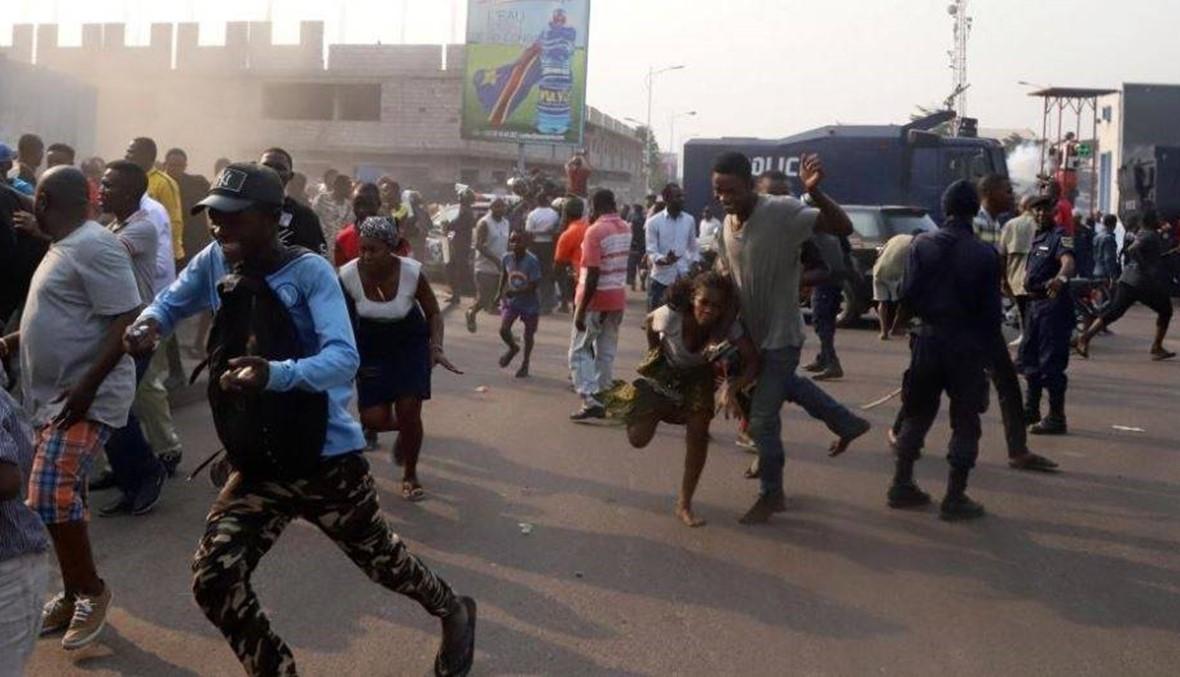 غضب من السلطة... إطلاق نار في شرق الكونغو الديموقراطية وثمانية قتلى