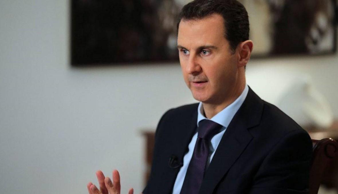 """بشار الأسد: أميركا لن تحمي الجماعات المُراهنة عليها... """"ستكونون أداة للمقايضة"""""""