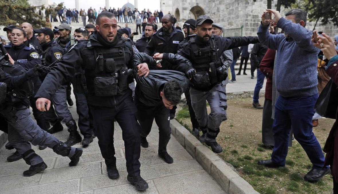 """الأردن يحتج لدى إسرائيل: تنديد بـ""""إغلاق أبواب"""" في المسجد الأقصى و""""الاعتداء على مصلّين"""""""