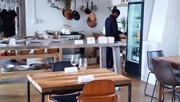 مطعم صغير في جنوب افريقيا ينال جائزة دولية في فنّ الطبخ