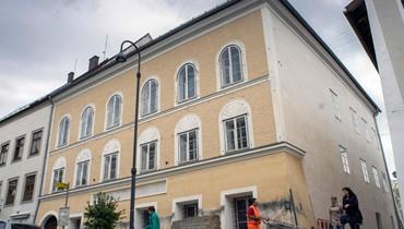 المعركة القانونية مستمرة على منزل هتلر في النمسا