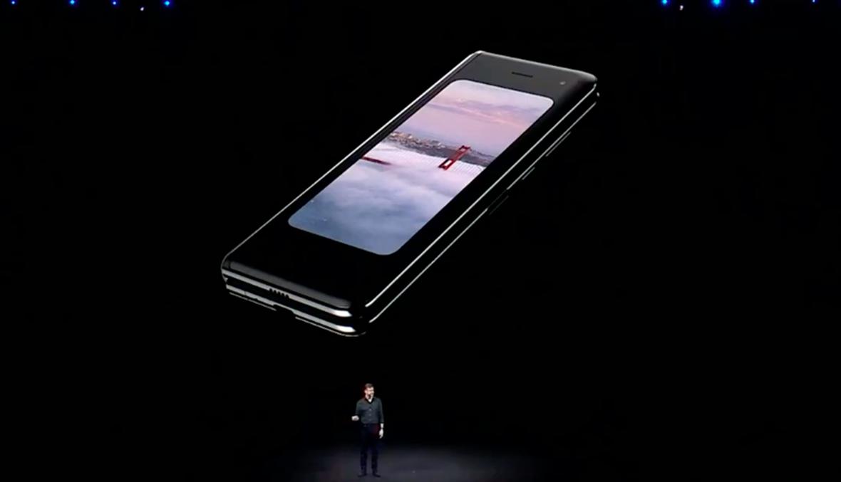 سامسونغ تعلن رسمياً عن هاتفها القابل للطي Galaxy Fold: اليكم مواصفاته، سعره وموعد طرحه في الأسواق (فيديو)