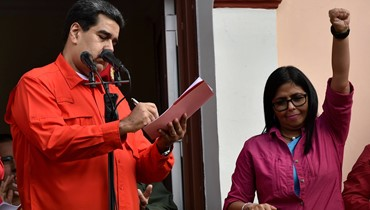 الرئيس الفنزويلي نيكولاس مادورو يعلن قطع العلاقات الديبلوماسية مع كولومبيا