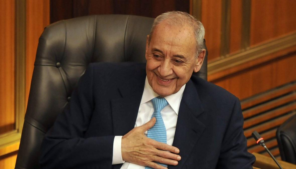 هل يلتقي برّي رئيس مجلس الشعب السوري؟
