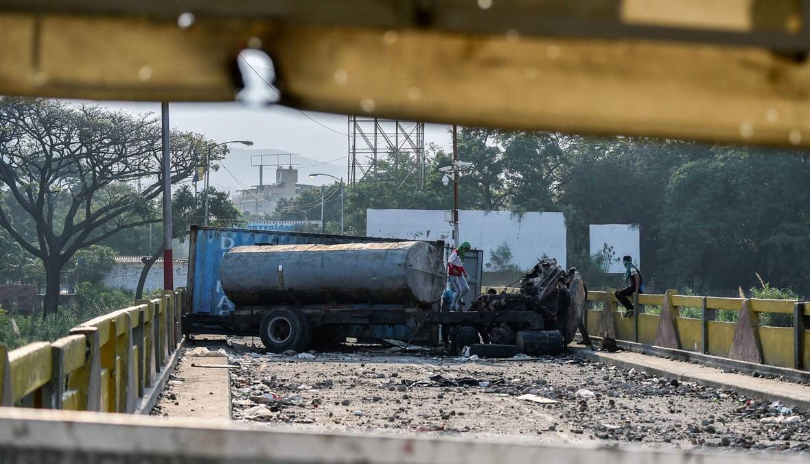 167 عسكرياً انشقّوا حتى الآن عن الجيش الفنزويلي وانتقلوا إلى كولومبيا