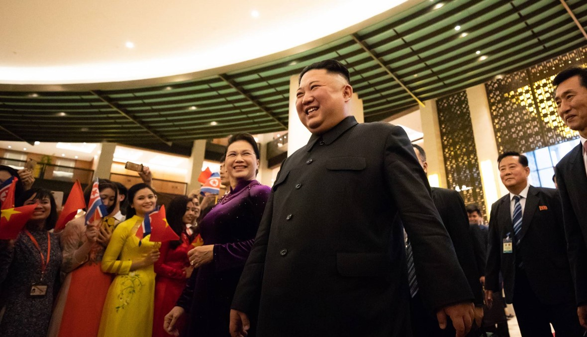 """كيم يبدأ """"زيارة وديّة رسميّة"""" لفيتنام: """"الزعيم الأعلى"""" تأثّر بحرارة الاستقبال"""