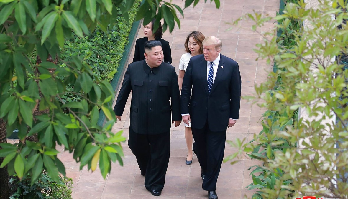 """""""فرص مشجعة"""" بعد قمّة هانوي: بيونغ يانغ تتعهّد """"إجراء مزيد من المحادثات"""" مع واشنطن"""