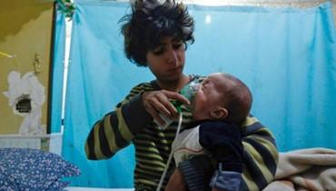 منظمة حظر الأسلحة الكيميائية: استخدام غاز الكلور في دوما