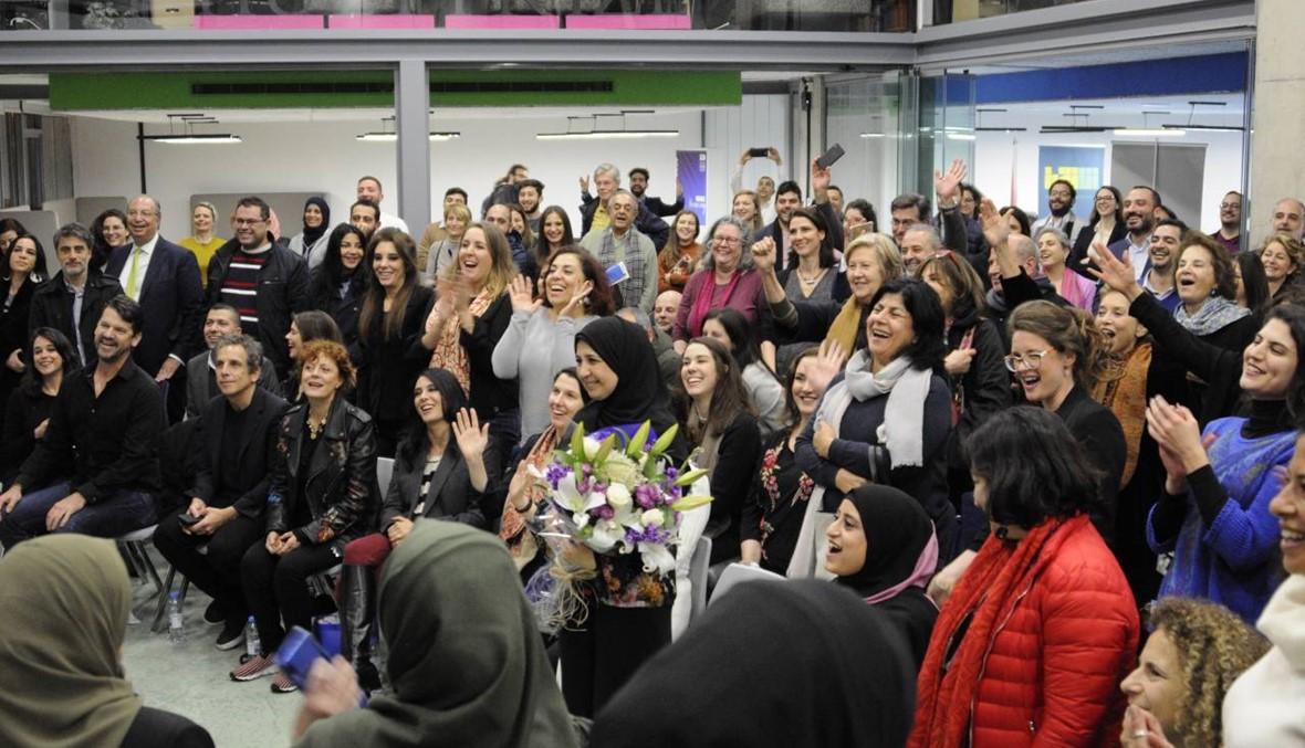 سوزان ساراندون ومشاهير من هوليوود في بيروت... دعماً لتمكين النساء والعيش بكرامة