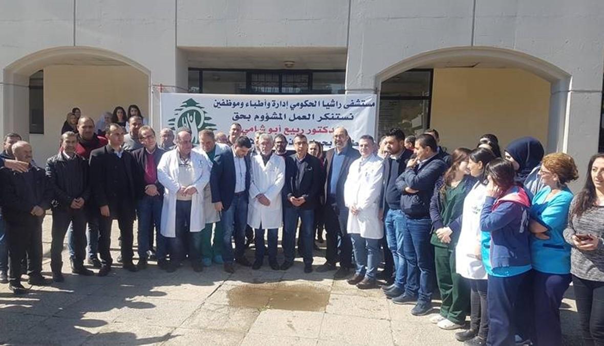 """الطبيب  أبو شامي يروي لـ""""النهار"""" تفاصيل خطفه: """"هدّدوني ووضعوا السلاح على ركبتيّ"""""""