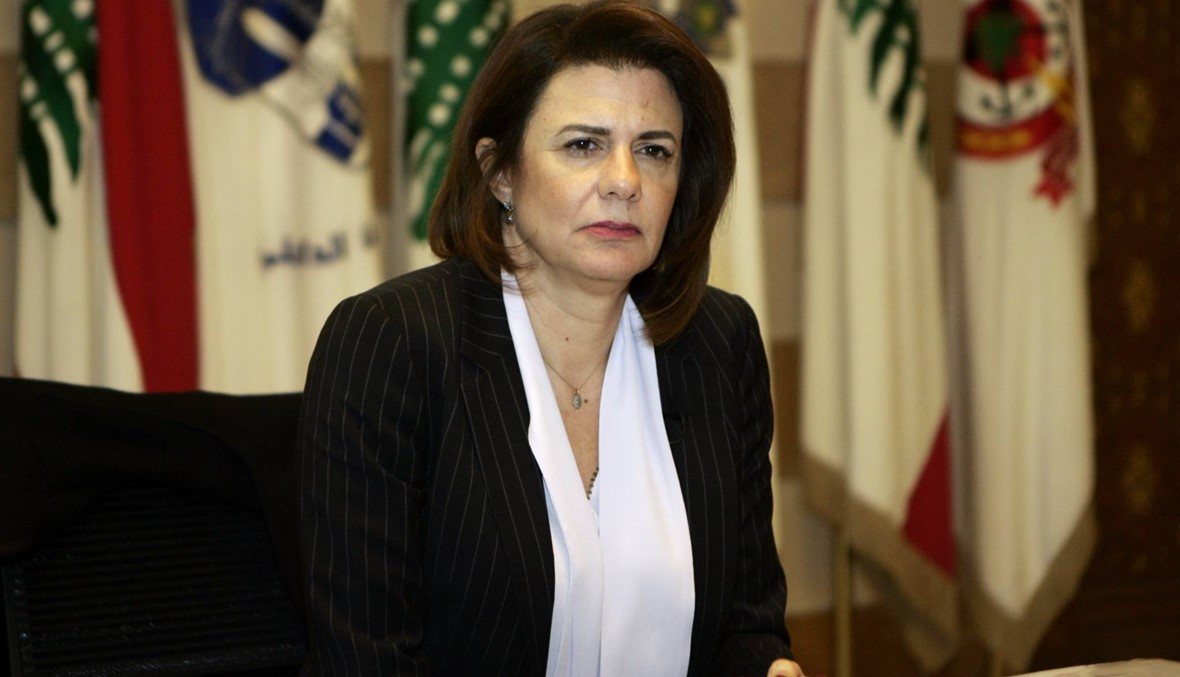 """ريا الحسن المؤمنة بـ """"الديبلوماسية الناعمة"""" لـ""""النهار"""": التغيير تدريجي ولا مساومة على تطبيق القانون"""