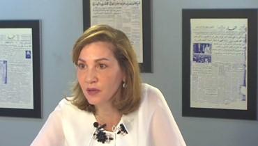 ديما جمالي: مستمرة بالمعركة الانتخابية بدعم كبير من الحريري
