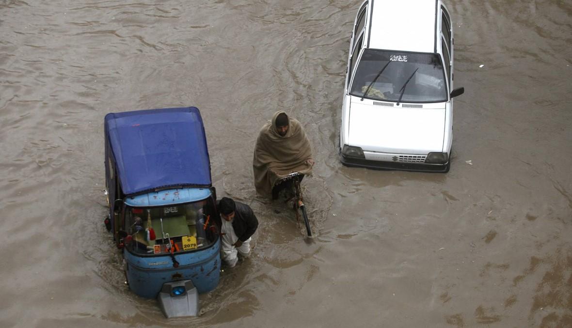 """موزمبيق تترقّب الإعصار """"إيداي"""": الفيضانات تُودي بحياة العشرات وتُشرّد الآلاف"""