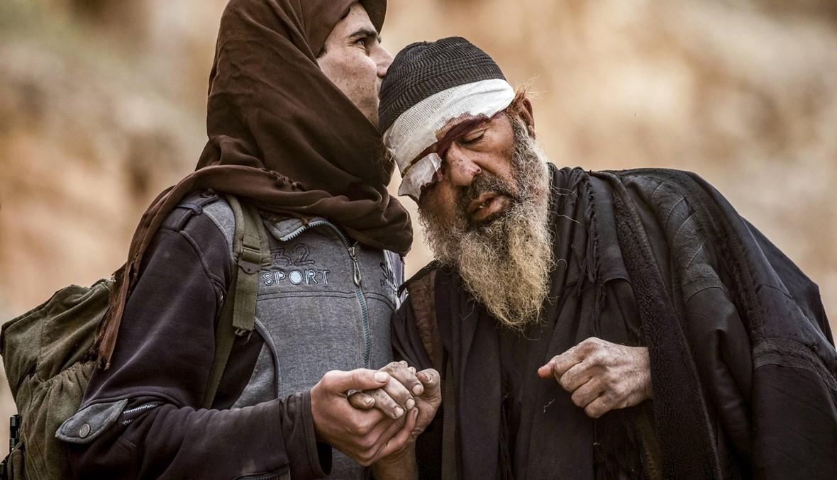 """هدوء على جبهة الباغوز: قوّات سوريا الديموقراطيّة تعزّز حصارها لـ""""داعش"""""""