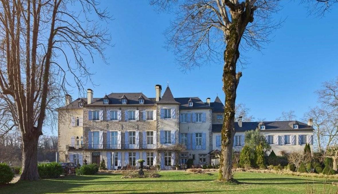 قلعة فرنسية يرجع تاريخها إلى القرن الثالث عشر للبيع!