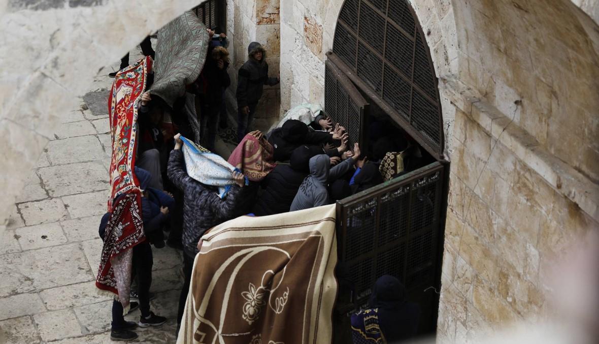 """محكمة إسرائيليّة تأمر بإغلاق مبنى """"باب الرحمة"""" في الأقصى: أوقاف القدس ترفض"""