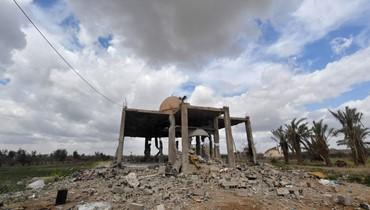 """""""قسد"""" تعلن سيطرتها على مواقع داخل آخر جيب لـ""""داعش"""" في سوريا"""