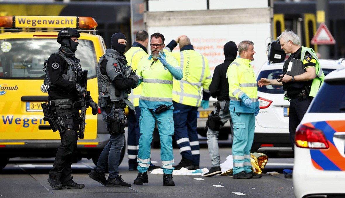 إطلاق نار في أوتريخت الهولنديّة: 3 قتلى و5 جرحى، والشرطة توقف تركيًّا (صور وفيديو)