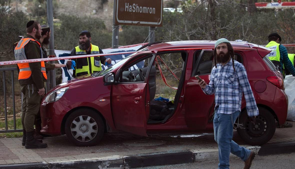 هجوم أرييل في الضفة: وفاة حاخام مستوطن بنيران فلسطيني
