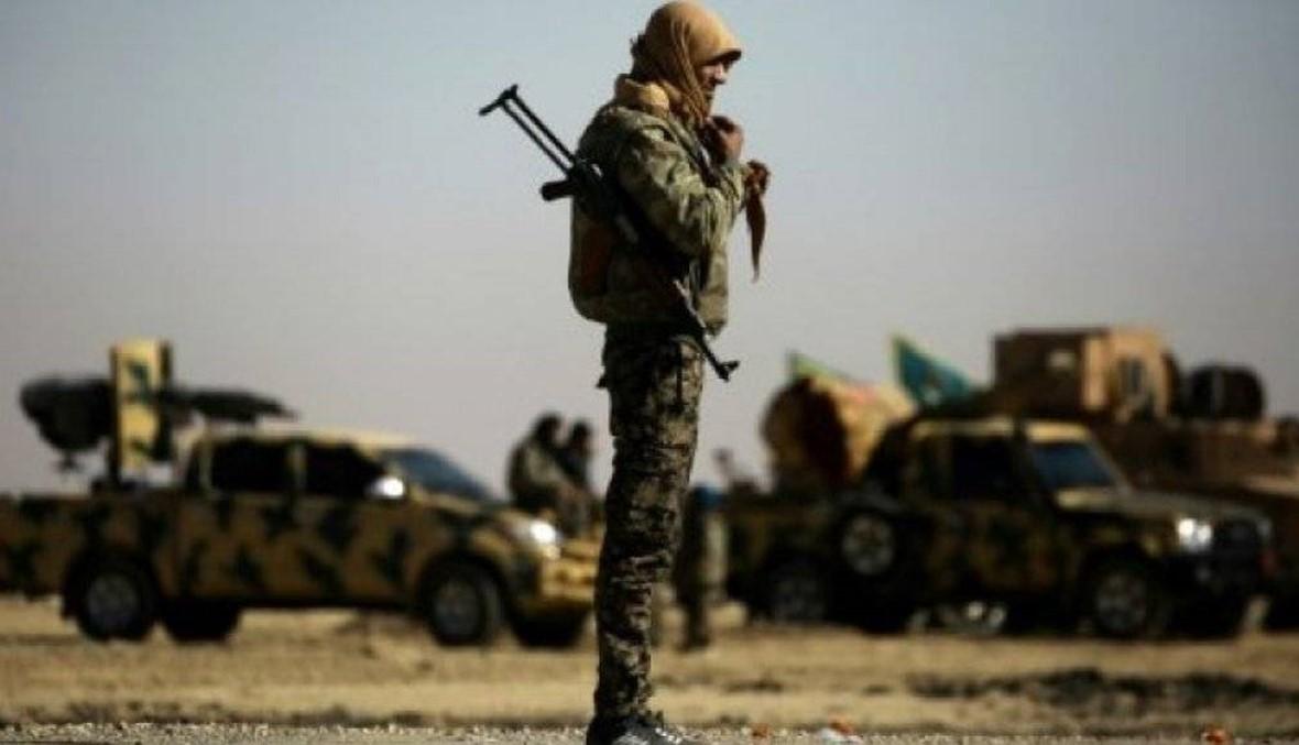 """""""داعش"""": """"الخلافة انتصرت"""" وللثأر من أكراد سوريا"""