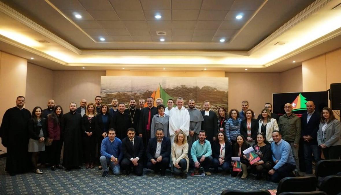 """لبنان يستضيف """"اللقاء المسكوني العالمي للشبيبة"""": 1600 مشارك """"يمدونّ جسور التّواصل"""""""