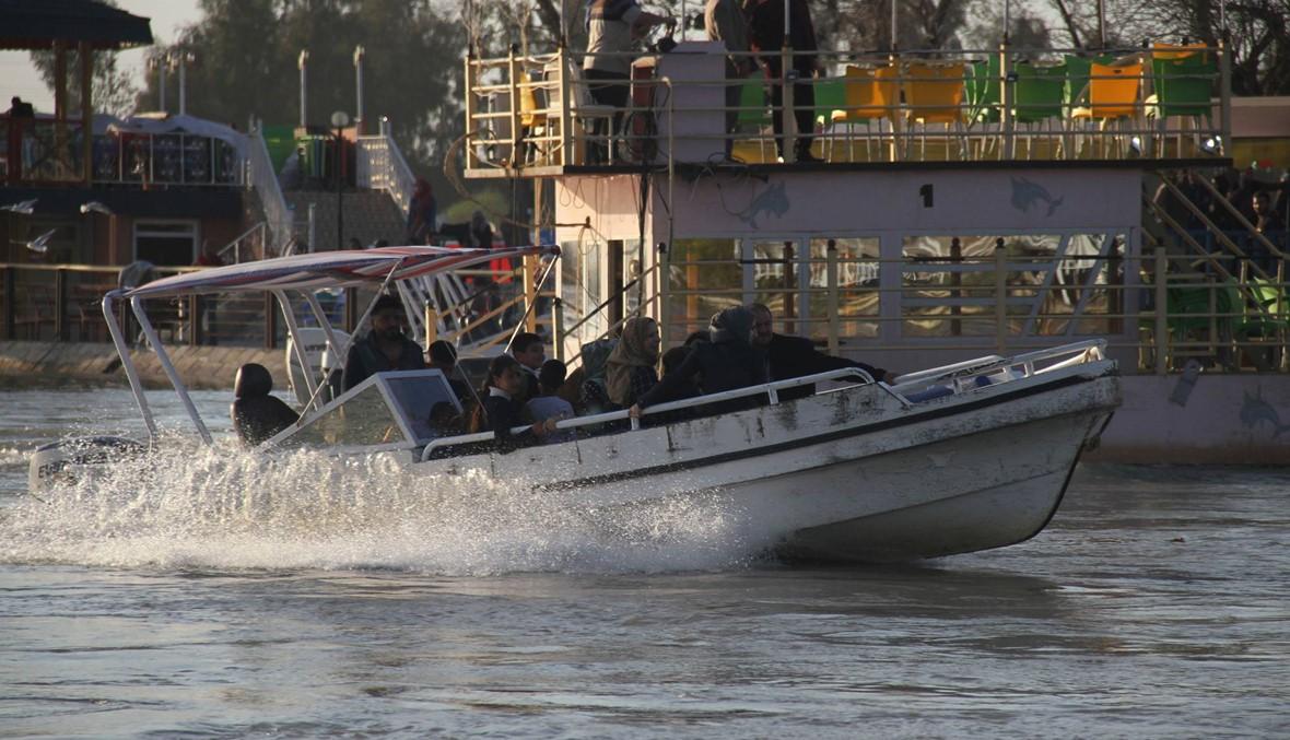 """""""المأساة الرهيبة"""": ارتفاع حصيلة ضحايا غرق العبّارة في الموصل إلى 100 شخص"""