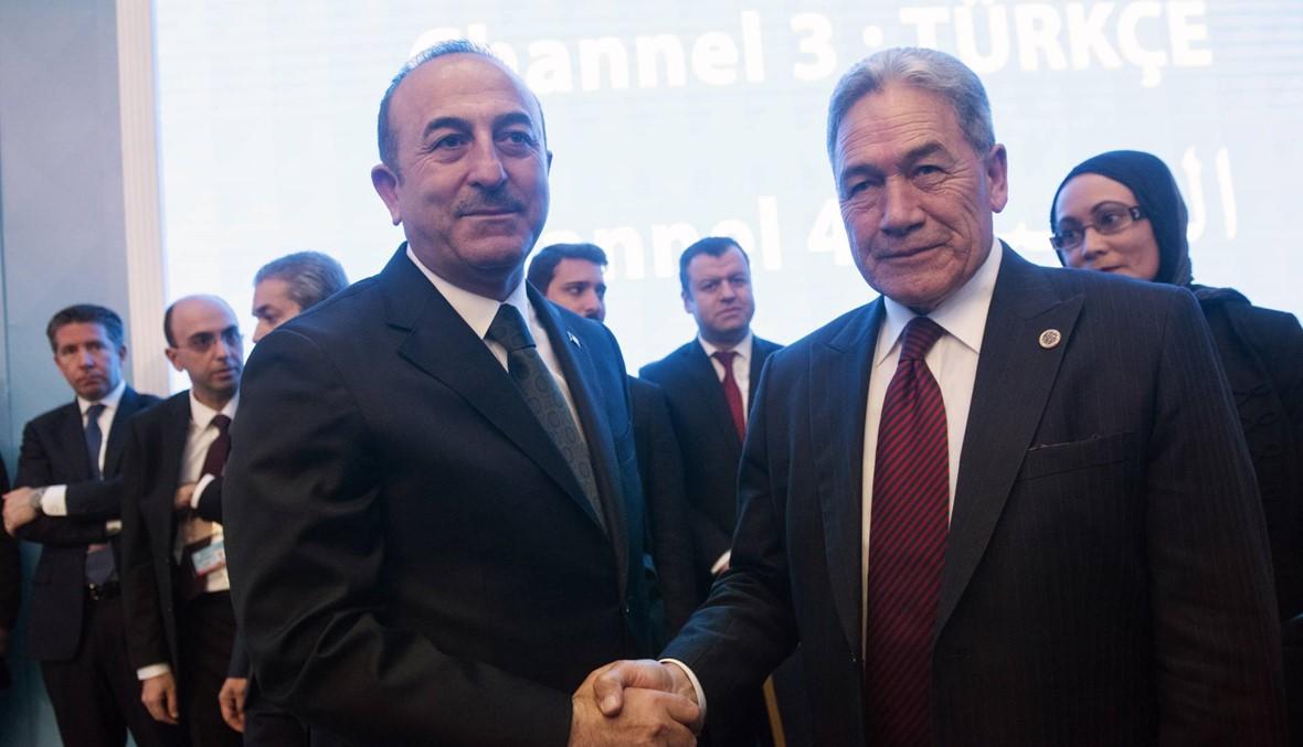 """مجزرة كرايست تشيرش: وزير خارجيّة نيوزيلندا في تركيا لـ""""الردّ على تصريحات إردوغان"""""""